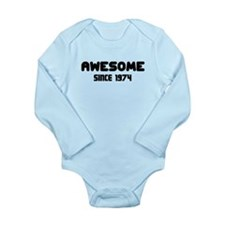 AWESOME SINCE 1974 Body Suit