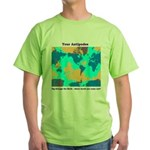 Antipodes Green T-Shirt