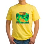 Antipodes Yellow T-Shirt