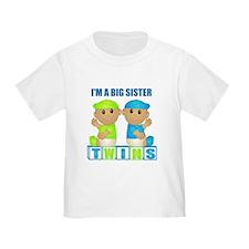 I'm A Big Sister (TBB:blk) T