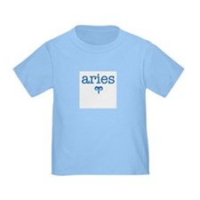 Aries Baby Boy T-Shirt