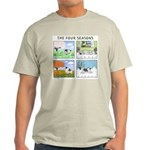 &quot;The Four Seasons&quot; Light T-Shirt