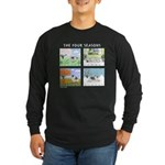 &quot;The Four Seasons&quot; Long Sleeve Dark T-Sh