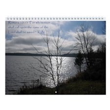 Inspirational Bible Verse Wall Calendar