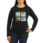 &quot;The 4 Seasons&quot; Women's Long Sleeve Shir
