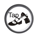 Tap Shoes Wall Clock