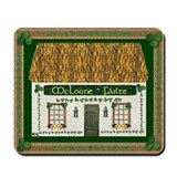 McLoone Irish Cottage Mousepad