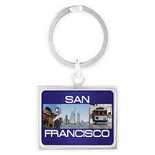 ABH San Francisco Landscape Keychain