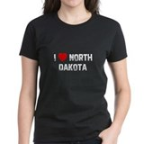 I * North Dakota Tee