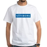 Road Marker Gothenburg - Sweden Shirt