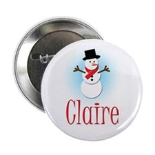 Snowman - Claire Button