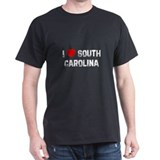 I * South Carolina T-Shirt