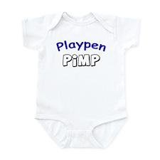 """""""Playpen Pimp"""" Bodysuit"""