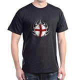 St Georges Cross: Tribal Arachnid T-Shirt