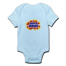 Aidyn the Super Hero Body Suit