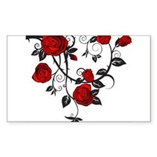 Rose Decal