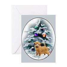 Norfolk Terrier Greeting Card