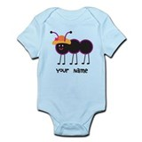 Personalized Ant Infant Bodysuit