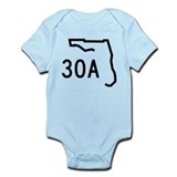 30A Florida Coast Onesie