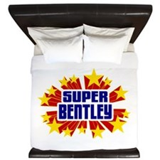 Bentley the Super Hero King Duvet