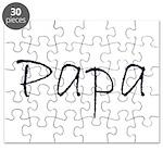 papa Puzzle