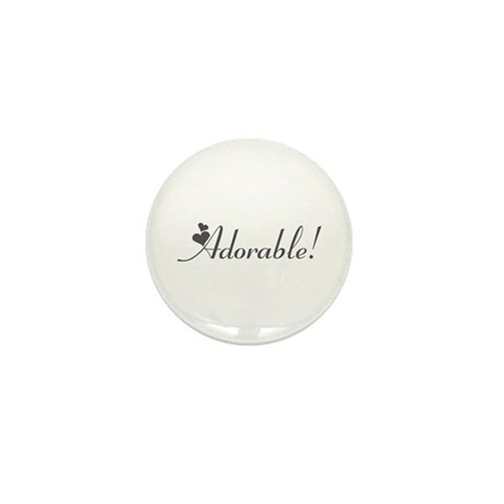Adorable! Mini Button (10 pack)