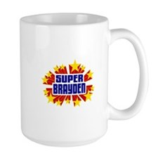 Brayden the Super Hero Mug