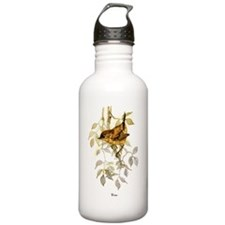 Wren Peter Bere Design Water Bottle