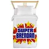 Brendan the Super Hero Twin Duvet