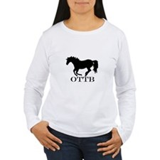 Off Track Thoroughbred Long Sleeve T-Shirt