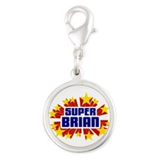 Brian the Super Hero Charms