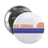 "Cute South america 2.25"" Button (10 pack)"