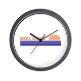 Cute South america Wall Clock
