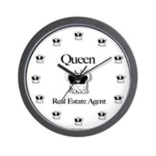 QUEEN (Classic) Wall Clock