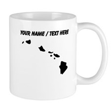 Custom Hawaii Silhouette Mug
