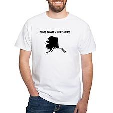 Custom Alaska Silhouette T-Shirt