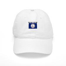 Custom Virginia State Flag Baseball Baseball Cap