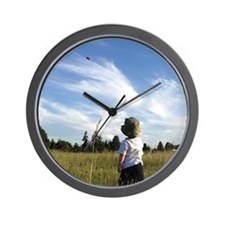 Cute Sara Wall Clock
