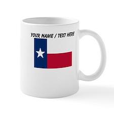 Custom Texas State Flag Mug