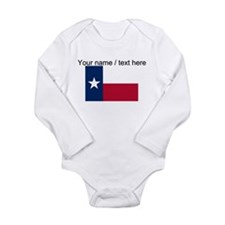 Custom Texas State Flag Body Suit