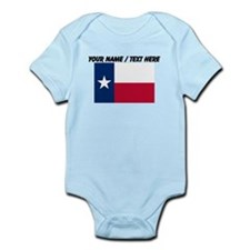 Custom Texas State Flag Body Suit