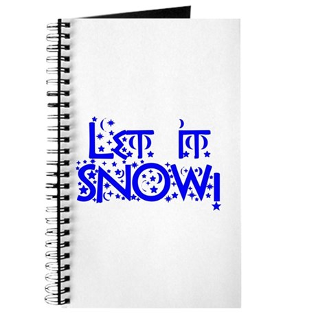 Let it Snow! Journal