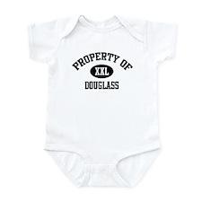 Property of Douglass Infant Bodysuit