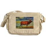 Elk Messenger Bag