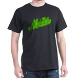 Midrealm Green Retro T-Shirt