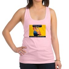 Strong Chicks Racerback Tank Top (Women's Cut)