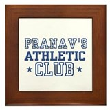 Pranav Framed Tile