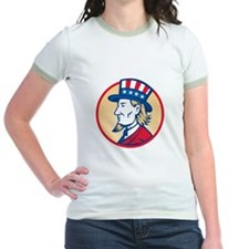 Uncle Sam American Side T-Shirt