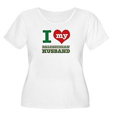 I love my Palestinian husband T-Shirt