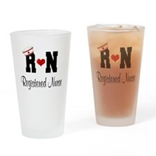 Registered Nurse (RN) Drinking Glass
